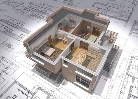 3D House Plans Online